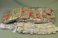 TSSI TACTICAL M-9 TACOPS M9 Medic Medical Assault Backpack MOLLE MULTICAM