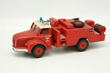Dinky Code 3 1/43 - Berliet RL Tank Feuerwehr von Lyon