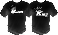 King and Queen T-shirt