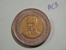 Word Coin, 2008 Republica Dominicana, 10 Pesos