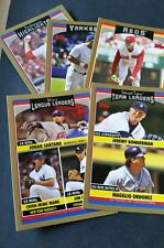 TOPPS 2006 I & UP DATE GOLD LOT