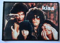 KISS Old Original Vintage 1980`s Photo Patch