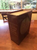 Harris Citation Vintage Stamp Album International Foreign Worldwide Valuable