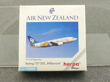 Herpa 511919 Boeing 737-300 Air New Zealand Millenium OVP 1606-23-35