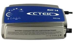 Ctek Chargeur de Batterie MXT14 24V 14A