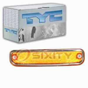 TYC Left Side Marker Light Assembly for 1979-1980 GMC C2500 Suburban hk