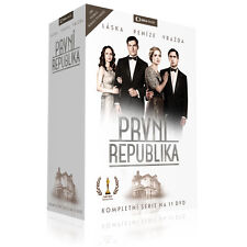 Prvni republika 11DVD Popular Czech series 2014