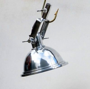 Nautical Aluminum Smooth Cargo Pendant Hanging Ceiling New Ship Light – Small