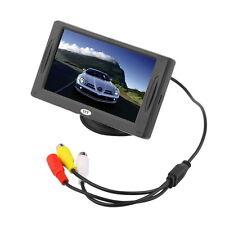 Farbe Monitor TFT LCD 4.3 Zoll für Rückfahrkamera DC 12 V Auto Display DVD&ZN