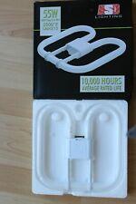 1 to 50 ASD 55w 2D GR10q 4 pin lamp bulb 3500k neutral white 10000hr 3905lm
