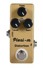 Mosky pedal PLEXI Distortion pedal Guitar effect Pedal Distortion AndTrue Bypass