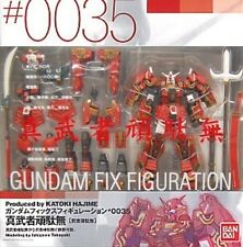 Bandai Gundam MS Fix Figuration Shin Musha Action Figure #0035 MIB Japan Version