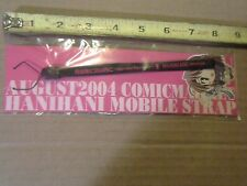 Japan Anime Hani Hani Operation Sanctuary Cell Phone Strap 2004 Comic Market