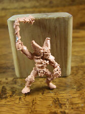 CLASSIC Metal Bloodbowl Norse Blitzer convertiti al caos Marauder dipinto (2816)