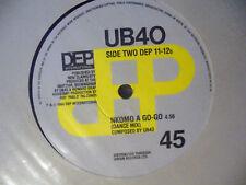 "UB40 12"" SINGLE IF IT HAPPENS AGAIN"