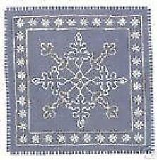 Derwentwater Diseños Navidad Puerta Tarjeta De Navidad Cross Stitch Kit