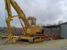 Cat 235BZ track knuckle boom(115,000 pounds gross weigh