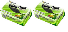 2x Dudu-Osun Black Soap for eczema, Acne, fungus 150G Free delivery
