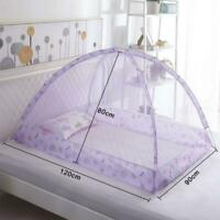Pop-up Mosquito/Folding Mosquito Net Tent Canopy Curtains for kids Beds 90*120cm