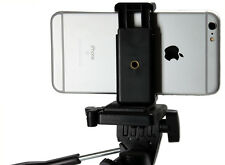 Remora S1 iPhone Universal Cell Phone Tripod Monopod Mount Adapter Holder Clip