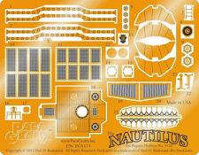 Paragrafix 1/144 Nautilus Submarine Photo-Etch Set 173 for Pegasus