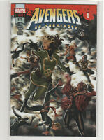 Avengers #675 Mark Waid Captain America Spiderman Hulk Iron Man Thor Vision 9.6