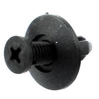 Auto 8mm Loch Nylon Spreiznieten Stossstange Befestigung Clip 100 Stuecke d S2B1