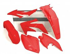 Kit Plastiche Honda CRFX 250 2014=>2017 Rosso Red Rtech Plastic Kit CRF X