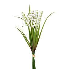 deko blumen k nstliche pflanzen mit maigl ckchen f rs badezimmer g nstig kaufen ebay. Black Bedroom Furniture Sets. Home Design Ideas