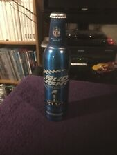 Bud Light Sb Xlvi Blue Aluminum Beer Bottle Usa Can 16 Fl Oz