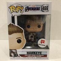 Funko POP! Marvel Avengers Endgame Hawkeye #466 Walgreens Exclusive