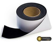 "3"" x 16.4ft Projector Screen Border Tape Material Black Velvet Felt - DeepBlack"