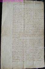 INSTRUCTION MEDECIN DE L'HOPITAL MILITAIRE DE LA ROCHELLE 1775 COMTE DU MUY