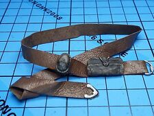 Sideshow 1:6 Lord Of The Rings Aragorn Strider Ranger figure - Belt + Pouch