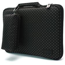 "Macbook Air 11 11.6""Laptop Case Sleeve Memory Foam Protection Crystal Black i"
