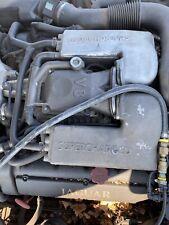 98-03 Jaguar X308 Xjr Xkr Supercharger Intercooler Complete Assembly Oem
