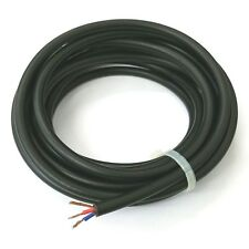 NEW 2 Conductor 22AWG Shielded, 10' Cable for XLR, TRS or Microphone DIY
