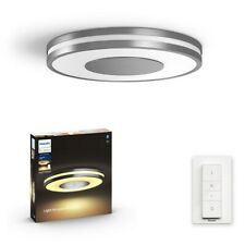 Philips Hue Being White Ambiance Smart Ceiling Light - Aluminium Colour