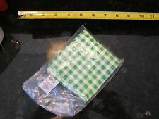 Fisher Price Fun Food kitchen table cloth tablecloth burner bag toy stove magic