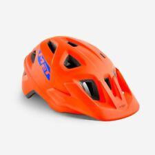 Bicicleta de Montaña Juvenil Ciclo de Casco Met Eldar Naranja Mate un 52 57 Cm