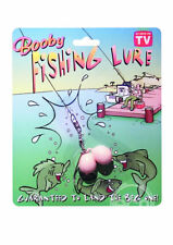 Booby Fishing Lure adult novelty bait gag gifts breasts party favors bachelor