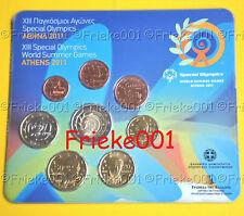 Griekenland - Grèce - 2011 BU met 2 euro comm.