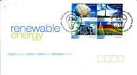 "2004 FDC. Australia. Renewable Energy. ""Light Bulb"" PictFDI ""GREEN VALLEY"""