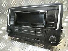 VW T6 Radio Composition Audio Bluetooth USB Aux MIB Global Entry 7F0035153