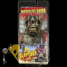 Borderlands JAKOB'S Claptrap CL4P-TP Action Figure NECA Player Select 2013 NEW!