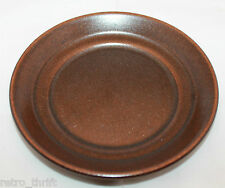 Wedgwood Sterling Brown 1 Saucer Only Made in England Oven to Stove AS-IS