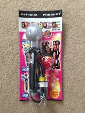 Spice Girls Chupa Chups Microphone Lollipop Official Product Rare