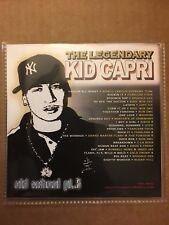 DJ Kid Capri O.S. #3 CLASSIC Old School Throwbacks Mixtape Mix CD 70s 80s