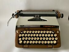 Vintage Smith-Corona Classic 12  Portable Manual Typewriter W/Original Case