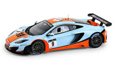 McLaren Mp4-12c Gt3 #9 2012 Spa 24hr Gulf Racing in 1 18 Scale by TSM